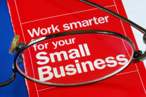 Work smarter for your small business